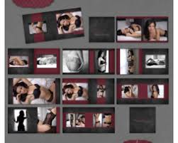 boudoir photo album 5 5 albums boudoir business boutique