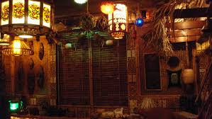 Polynesian Home Decor by Tiki Bar Decor At Home Readers Photos Of Their Tiki Style