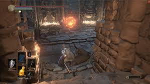 The Monster Under The Stairs by Dark Souls 3 Smouldering Lake Walkthrough Polygon