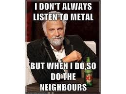 Metalocalypse Meme - friday night drunken trivia the metalocalypse is now 03 28 by the