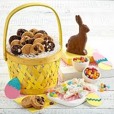 easter gifts easter cookie gift baskets cookie gifts delivery mrs fields
