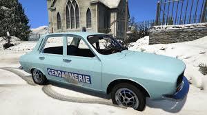 renault car 1970 1970 renault 12 gendarmerie gta5 mods com