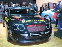 bentley supersport black bentley supersports isr tales from le mans champ derek bell