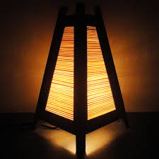 asian paper shade floor lamps xiedp lights decoration