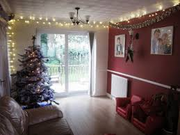 decorative indoor string lights ideas