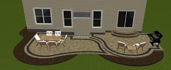 Stunning Hardscape Design Ideas Images Home Design Ideas - Backyard hardscape design ideas