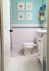 Painting A Small Bathroom Ideas Bathroom Before After Brightening A Tiny Windowless Space