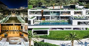 Bel Air Mansion Rare Look Inside The 85 Million Le Belvedere Mansion In Bel Air
