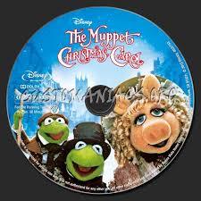 the muppet carol label dvd covers labels by