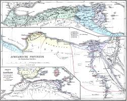 Roman World Map by Map Of Roman Africa Illustration Ancient History Encyclopedia