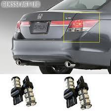 2009 honda accord brake light bulb led tail light bulb upgrade for honda accord 4d 2008 2012 4pcs stop