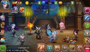 mmorpg android collect em up mmorpg league of raiders is out now