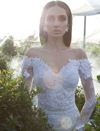 wedding dress brokat editor s persy wedding dresses modwedding