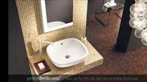 better bathrooms better bathroom reviews pricedevils com youtube