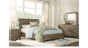 Valencia Bedroom Set Rooms To Go Shop For A Laurel View King Natural 5pc Sleigh Bedroom At Rooms To