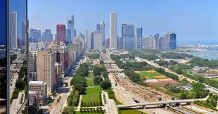 Grant Park Map Chicago by The South Loop U0027s Best Apartments U2013 Views U2013 Yochicago
