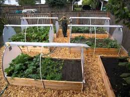 Backyard Vegetable Garden Design Ideas I Vegetable Garden Designs - Backyard vegetable garden designs