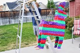 oh whimsical me diy cardboard piñata