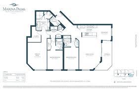 marina blue floor plans marina palms aventura 17201 biscayne blvd n miami beach