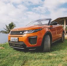matte orange range rover 2016 range rover evoque hse dynamic in phoenix orange with black