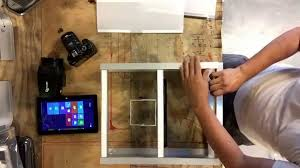 building a photo booth cabinet how to make diy photo booth kiosk from aluminum channel and tube