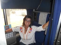 amtrak passenger train travel denise ditto satterfield roomette 195