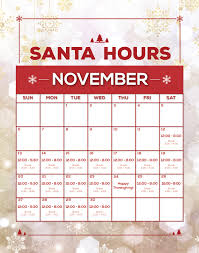 mall thanksgiving hours santa photo hours merle hay mall