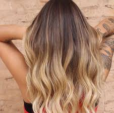 pictures of ombre hair on bob length haur balayage ombre sombre your guide to sun kissed hair colour