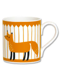 Fox Mug by Mug Archives The Treasure Hunter