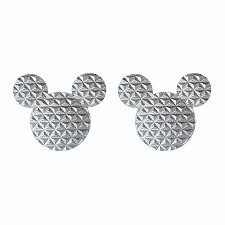 mickey mouse earrings hook earrings mickey mouse epcot