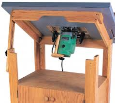 four great router table plans popular woodworking magazine