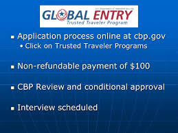 pushing the borders back passenger operations u s customs and