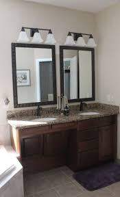 bathroom cabinets silver framed mirror sizes bathroom mirror