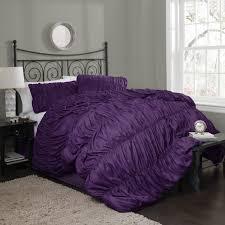 Purple Full Size Comforter Set Nursery Beddings Dark Purple Bed Sheets As Well As Dark Purple