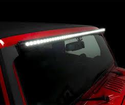 light bar jeep rt offroad rt28034 jeep wrangler jk 2007 2015 50