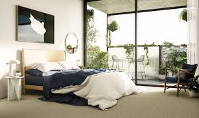 Beautiful Balcony Bedroom Inspiring Contemporary Bedroom With White King Mattress