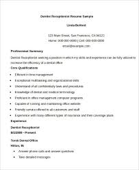 resume exles for receptionist receptionist resume exles awesome receptionist resume 22