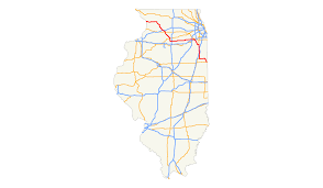 Show Me A Map Of Illinois by U S Route 52 In Illinois Wikipedia