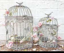 Shabby Chic Bird Cages by Wedding Bird Cages Ebay