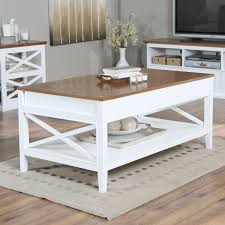 white and dark wood coffee table home design ideas and inspiration