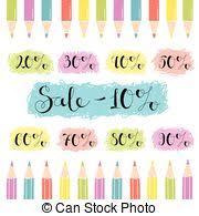 school stationery vector clipart royalty free 15 519 school