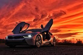 Bmw I8 Orange - bmw u0027s i8 is where every supercar manufacturer needs to go