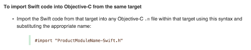Examples Of Objectives On A Resume by How We Migrated Our Objective C Projects To Swift U2013 Step By Step