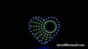shaped lights led electronic diy kit