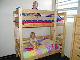 Kids Bunk Bed  Fretlessus - Small kids bunk beds