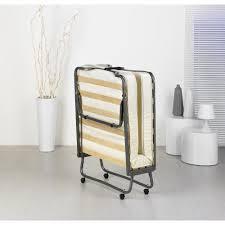 rete con materasso brandina pieghevole con materasso ortopedico e rete a doghe 80x200