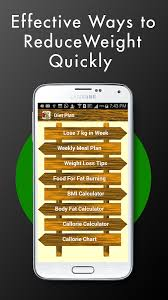 diet plan for weight loss android apps on google play