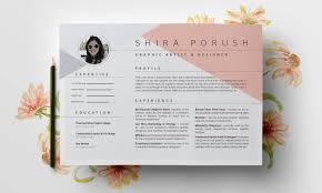 Updated Resume Shira Ink Updated Resume Layout U0026 Design Shira Ink