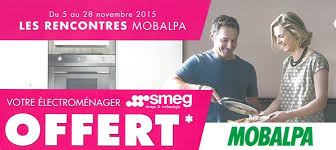 cuisine electromenager offert les rencontres mobalpa barascud