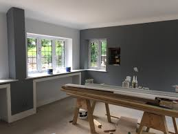 warm pewter dulux snowman dulux trade renovations pinterest
